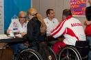 Einkleidung für die Paralympics 2012