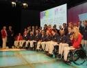 Verabschiedung der Paralympic Teilnehmer 2012